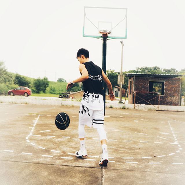 无界篮球服男女球衣无袖T恤比赛队服夏季透气速干训练运动背心